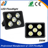 Flut-Licht der gute Qualitätsenge-Bohnen-Winkel-hohen Helligkeits-250W LED