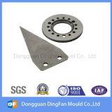 Recambio de la pieza del CNC de la precisión que trabaja a máquina de aluminio con anodizado