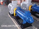 Pomp van het Water van de dieselmotor de Meertrappige