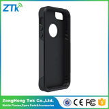 Cas de téléphone mobile de la qualité 4.0inch de D.C.A. pour la caisse noire de l'iPhone 5