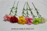 중국 Hotsale 훈장 인공적인 카네이션 꽃