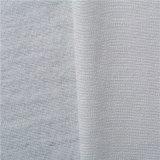 Poliestere di collegamento di spazzolatura Napping tessuto inserto di trama che scrive tra riga e riga per l'uniforme del vestito