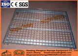 倉庫の記憶のための卸し売り金属線の網パレットラックDecking