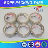 水平にの48mm BOPPのパッキングテープはパックを縮める