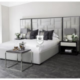 フランスよい材料による新しいデザイン家具のホテルの寝室