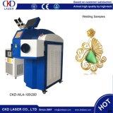 Laser-Schmucksache-hohe Präzisions-Schweißgerät