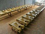 Tige de la position H d'excavatrice de KOMATSU de soudure pour l'excavatrice et le bouteur