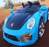 파란 Braha Cadillac 크로스오버 118 R/C 차