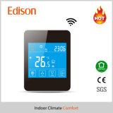 Thermostat intelligent de pièce de chauffage d'écran tactile avec le WiFi à télécommande