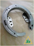 Peças de metal redondas do fechamento/folha da elevada precisão por China