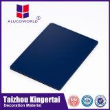 Paneles de revestimiento de aluminio de la pared del panel lateral ACP del acoplado de Alucoworld para la venta