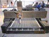 花こう岩石造りの大理石の切り分ける機械CNCの彫刻家