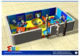 Equipamento interno do campo de jogos do disconto grande para miúdos