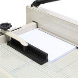 De Machine van de Snoeischaar van de Snijder van het Document van de Guillotine van de Snijder van het document Scherpe Hulpmiddel van het Document van 17 Duim het Op zwaar werk berekende de Snijder van het Geklets van 17 Duim A3