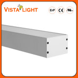 Lumière linéaire fraîche du blanc 2835 SMD DEL pour la salle de réunion