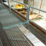 Grating van het Staal van Haoyuan Reeks Twee van de Gang van Multipanel