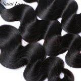 Оптовые сотка человеческие волосы Unprocessed девственницы волос Remy бразильские (SL-HE6A001)