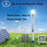 pompe à eau submersible solaire de 9.2kw 6inch, pompe de puits de forage,