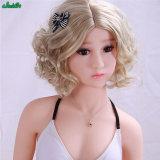 Preiswerte Jarliet 135cm volle Silikon-reizvolle Mädchen-Liebes-Puppe-lebensechte reale Geschlechts-Puppe für Männer
