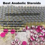 Testostérone anabolique permissible Phenylpropionate d'hormone avec la distribution sûre