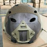 Helm van het Ras van het Gevecht van de Kern OPS de Regelbare Tactische Snelle Beschermende voor Activiteiten Paintball