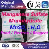 Fabricante do produto comestível e do Monohydrate do sulfato do manganês da classe da bateria