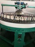 Hilados de algodón de encaje de jacquard máquinas del trenzado