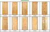 تصميم بسيطة باب داخليّ خشبيّة (باب خشبيّة)