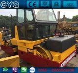 Verwendete Verdichtungsgerät Dynapac Cc21 Straßen-Rolle für Verkauf