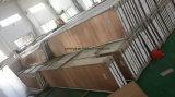 Panneaux en aluminium ondulés pour la toiture