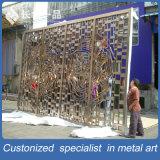 Meilleur diviseur décoratif personnalisé de /Room d'écran d'acier inoxydable de qualité