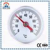 Mesure analogique faite sur commande de la température pour la température élevée