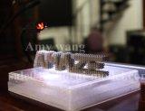 Piezas de impresión de metal 3D / SLA Prototype rápido para piezas de automóviles