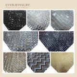 24*40는 모든 유리제 수정같은 모조 다이아몬드 메시 의복 부속품을 꾸민다 도매한다