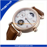 Vigilanza automatica unisex di alta qualità dell'orologio del quarzo