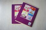 Het modieuze en Aantrekkelijke Geniete Notitieboekje van de Douane van de Levering van de School Druk