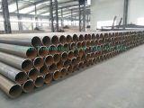 tubi neri saldati ERW del acciaio al carbonio Q235 di 3mm