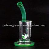 Großhandelspreis-unterschiedliche Farben-rauchendes Wasser-Tabak-Glasrohr mit Tier