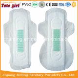 Serviettes hygiéniques ultra minces d'anion avec l'absorption élevée, Madame Pads Manufacturer
