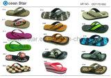 Новые ботинки обуви повелительницы и человека способа Flop Flip сандалий