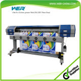 La impresora solvente principal del precio bajo 5feet uno Dx5 Eco para la bandera de la flexión y el vinilo del PVC