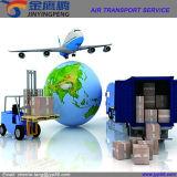 Transporte aéreo de China ao aeroporto de Santiago