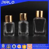 bottiglia di vetro di colore di 6ml 8ml del profumo della muffa riutilizzabile cosmetica trasparente dell'olio