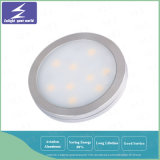 Luz interna Ultrathin Recessed do gabinete do diodo emissor de luz para o Wardrobe