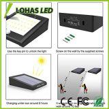 5W LEDの屋外のための無線太陽動きの機密保護ライト