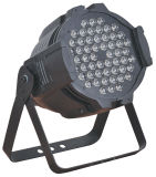 1에서 직업적인 고품질 54PCS LED 알루미늄 동위 빛 단 하나 색깔 /RGB 3