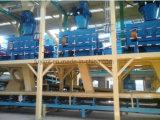 DH850 secam o granulador da imprensa do rolo