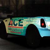 차를 위한 귀여운 Eco-Friendly 강한 자동 접착 섬광 사려깊은 스티커