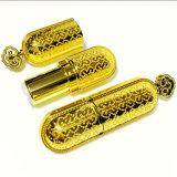 装飾的な包装のための金の中国様式の口紅の管