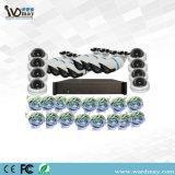 """8chs kit di Wdm NVR con 10.1 """" affissioni a cristalli liquidi (720P)"""